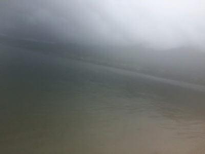 琵琶湖湖西にある松の浦